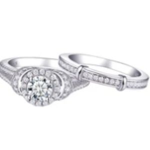CERTIFIED 1.80 cttw Diamond Ring